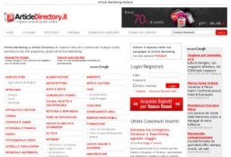 ArticleDirectory.it