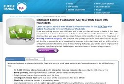Intelligent Talking Flashcards: Ace Your HSK Exam with Flashcards